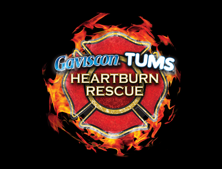 Tums Gaviscon – On the Scene